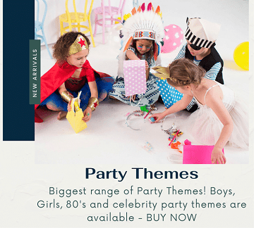 Party Theme Supplies